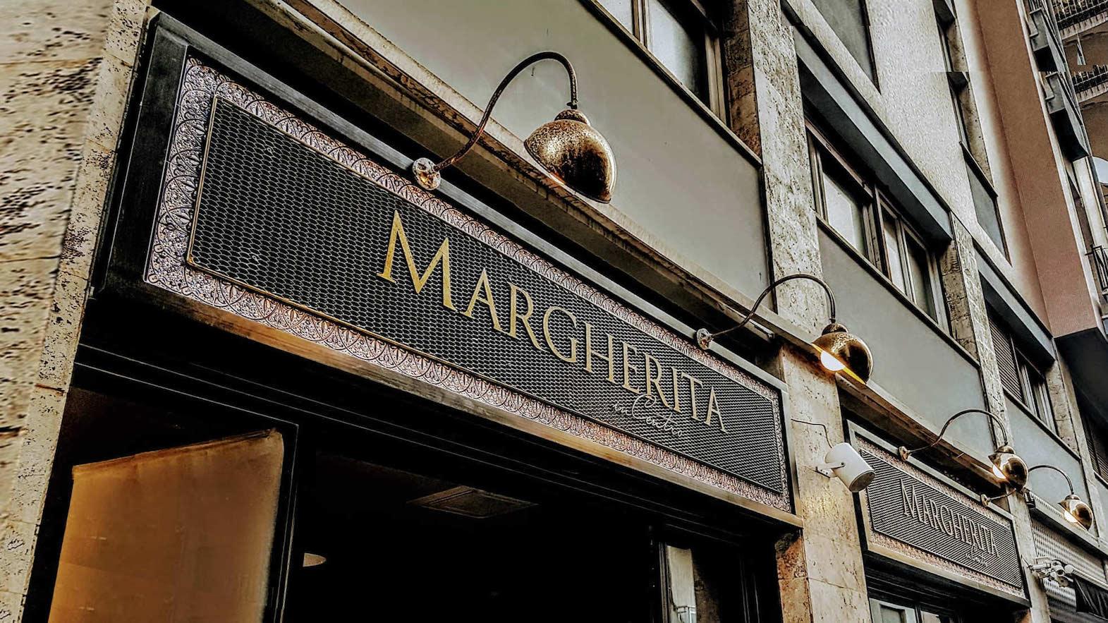 Ristorante Margherita Pizzeria Pescara, Pasta alla Mugnaia e alla Pecorara, Carne alla Brace, Arrosticini